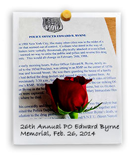 26th PO Edward Byrne Memorial (2/26/2014)