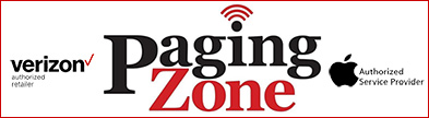 Paging Zone