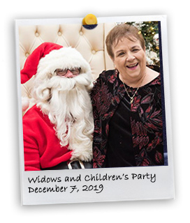 PBA Widows' and Children's Holiday Party (12/7/2019)
