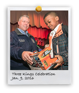 Three Kings Celebration 2016