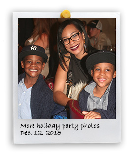 More Holiday Party Photos, 2015 (12/12/2015)
