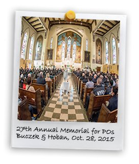 Memorial for POs Buczek and Hoban, 2015 (10/28/2015)